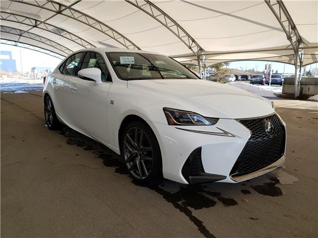 2019 Lexus IS 350 Base (Stk: L19603) in Calgary - Image 1 of 6
