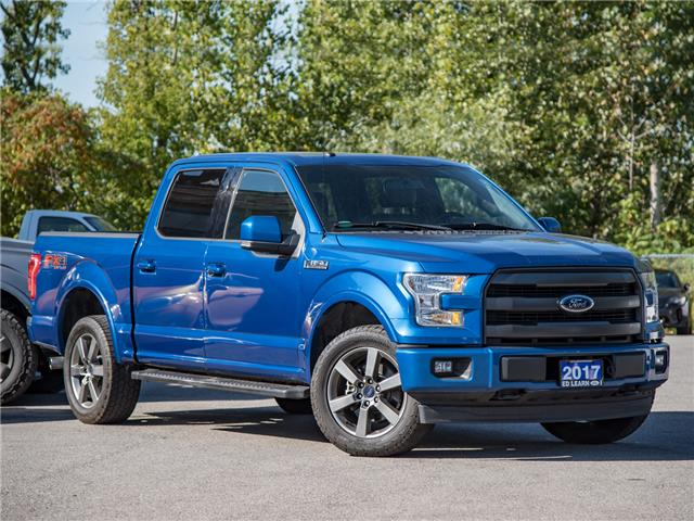2017 Ford F-150 Lariat (Stk: 802750) in St. Catharines - Image 1 of 22