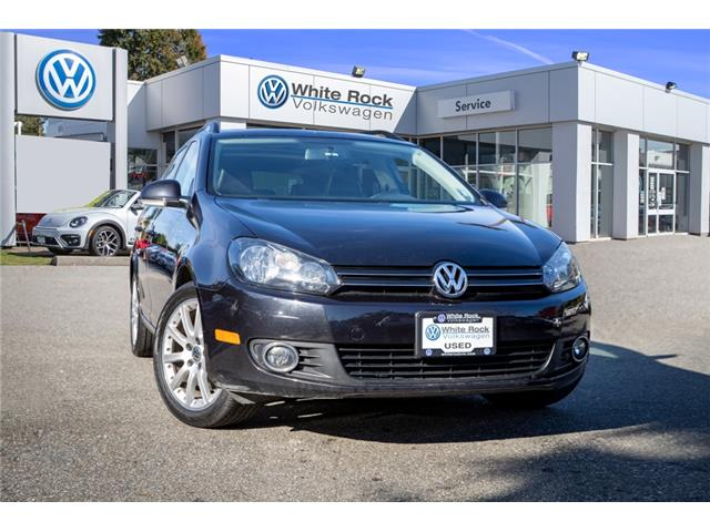 2014 Volkswagen Golf 2.0 TDI Wolfsburg Edition (Stk: VW0979) in Vancouver - Image 1 of 23