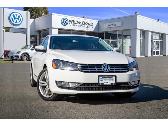 2014 Volkswagen Passat 2.0 TDI Highline (Stk: VW0991) in Vancouver - Image 1 of 22