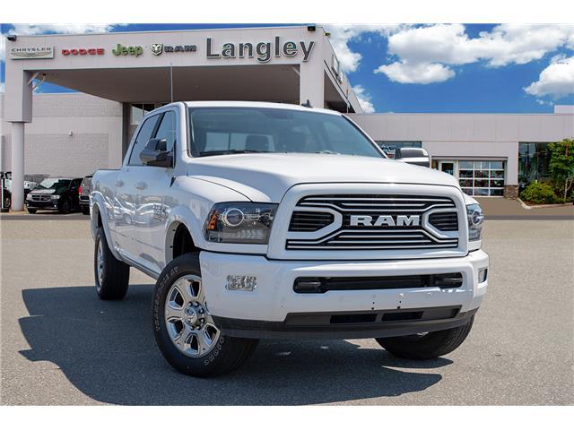2018 RAM 3500 Laramie (Stk: EE909160) in Surrey - Image 1 of 28