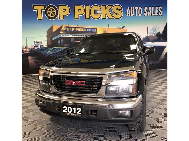 2012 GMC Canyon SLE (Stk: 117876) in NORTH BAY - Image 1 of 26
