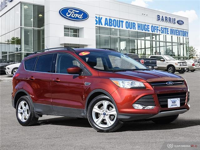 2014 Ford Escape SE (Stk: T1111A) in Barrie - Image 1 of 25