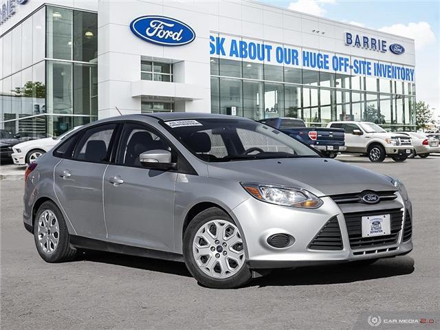 2014 Ford Focus SE (Stk: T0878A) in Barrie - Image 1 of 8
