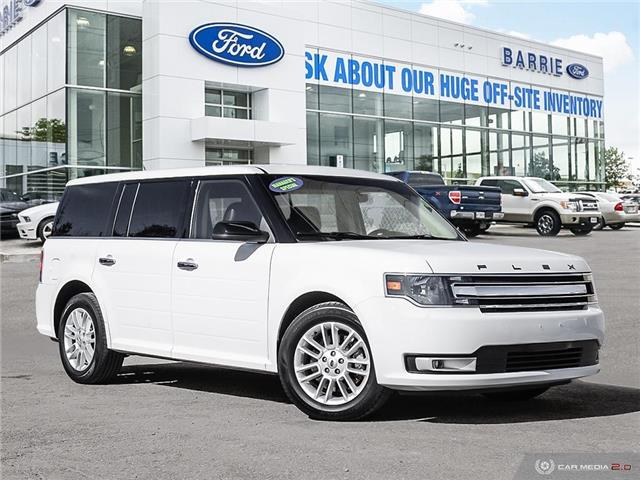 2018 Ford Flex SEL (Stk: 6431) in Barrie - Image 1 of 27
