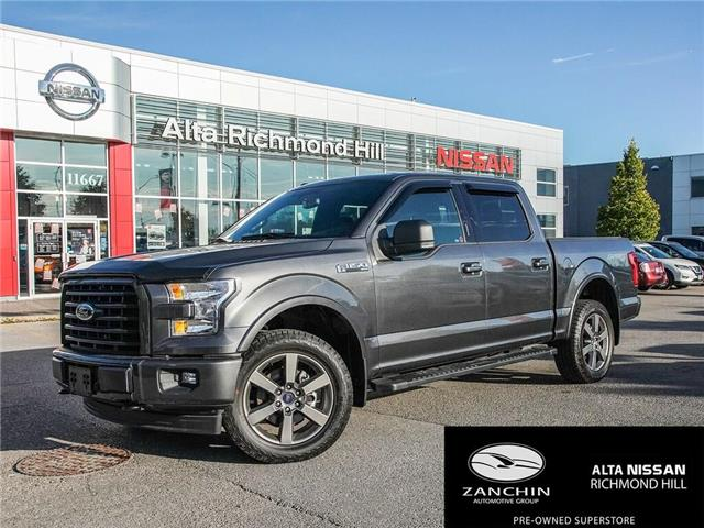 2017 Ford F-150 XLT (Stk: RY20R060A) in Richmond Hill - Image 1 of 24