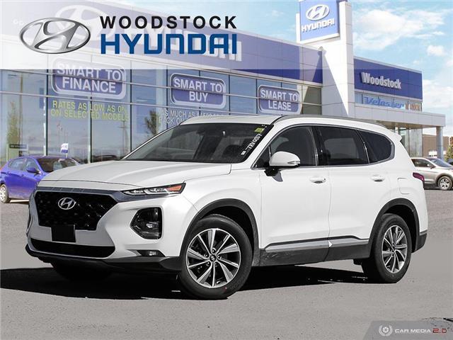 2019 Hyundai Santa Fe Preferred 2.4 (Stk: P1458) in Woodstock - Image 1 of 45