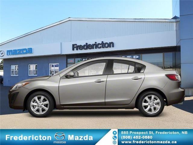 2010 Mazda Mazda3 GX (Stk: 19217A) in Fredericton - Image 1 of 1