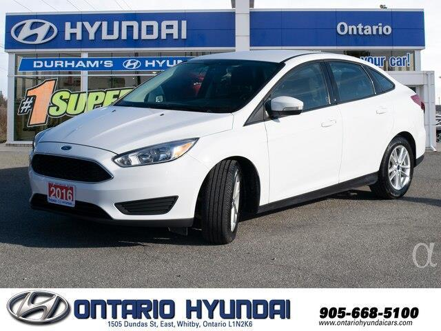 2016 Ford Focus SE (Stk: 53197K) in Whitby - Image 1 of 21