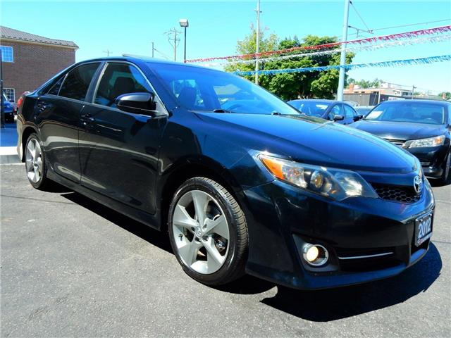 2012 Toyota Camry SE (Stk: 4T1BF1) in Kitchener - Image 1 of 1