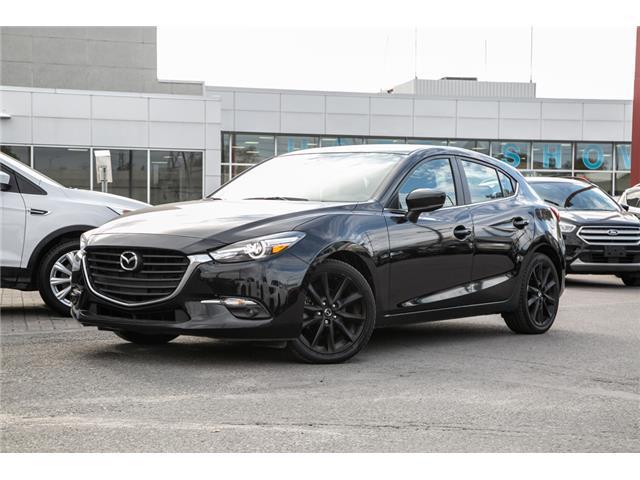2018 Mazda Mazda3 Sport GT (Stk: 951112) in Ottawa - Image 1 of 28