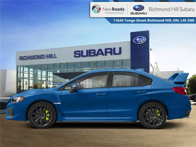 2020 Subaru WRX STI LIMITED (Stk: 34030) in RICHMOND HILL - Image 1 of 1
