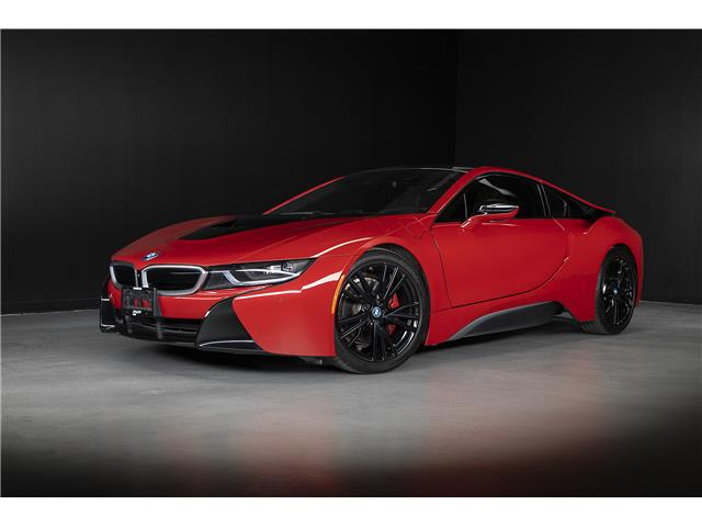 2017 BMW i8 Base (Stk: LEASING4) in Woodbridge - Image 2 of 19