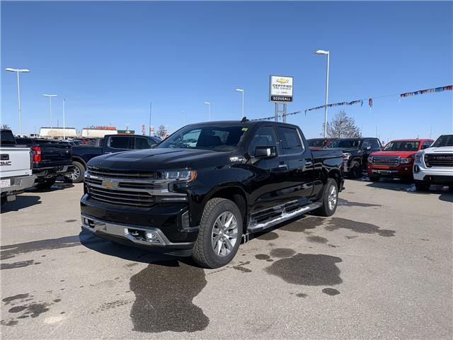 2020 Chevrolet Silverado 1500 High Country (Stk: 210044) in Fort MacLeod - Image 1 of 16