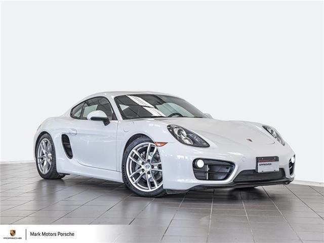 2015 Porsche Cayman Base (Stk: 62457A) in Ottawa - Image 1 of 17