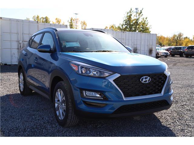 2020 Hyundai Tucson Preferred w/Sun & Leather Package (Stk: R05200) in Ottawa - Image 1 of 8