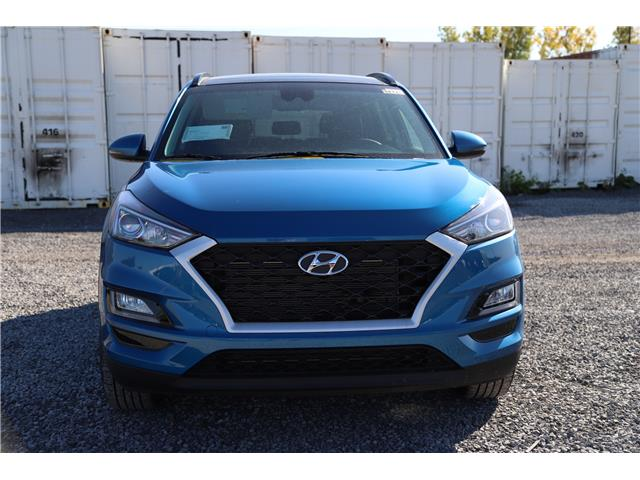 2020 Hyundai Tucson Preferred w/Sun & Leather Package (Stk: R05200) in Ottawa - Image 2 of 8