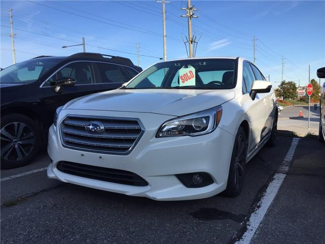 2016 Subaru Legacy 2.5i Limited Package (Stk: P404) in Newmarket - Image 1 of 1