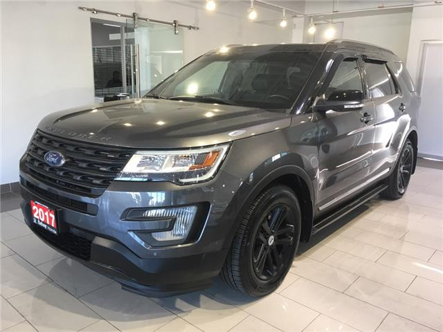 2017 Ford Explorer XLT (Stk: 928145A) in North York - Image 1 of 14