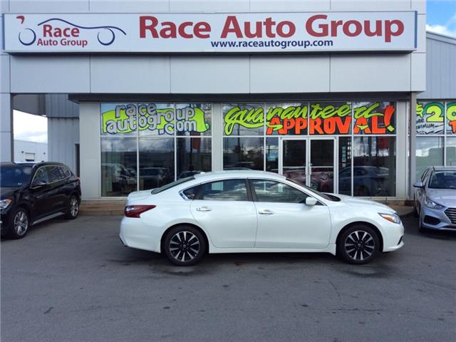 2018 Nissan Altima 2.5 SV (Stk: 17112) in Dartmouth - Image 1 of 16
