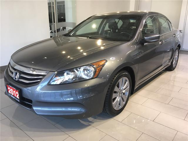 2012 Honda Accord EX-L (Stk: 16396C) in North York - Image 1 of 10