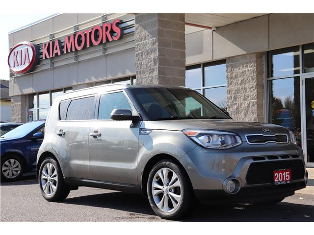 2015 Kia Soul EX (Stk: 18286) in Cobourg - Image 1 of 23