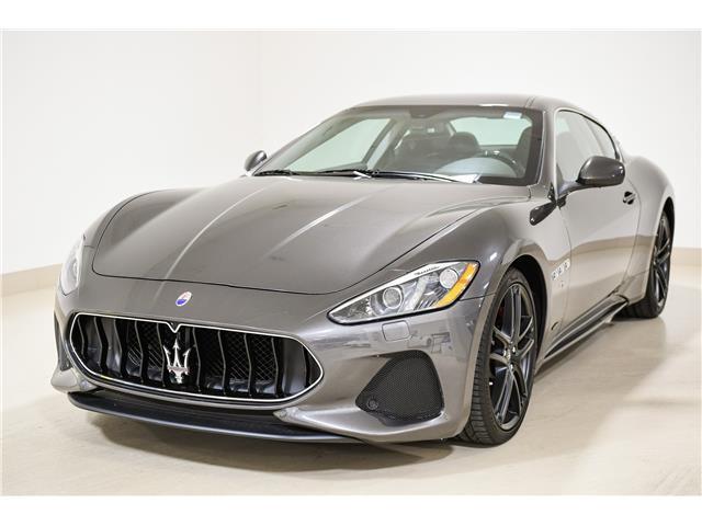 2018 Maserati GranTurismo Sport (Stk: 936MC) in Calgary - Image 1 of 30
