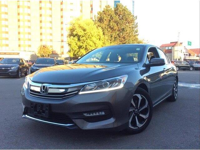 2017 Honda Accord EX-L (Stk: P4782) in Ottawa - Image 1 of 21