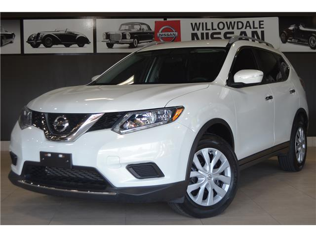 2014 Nissan Rogue S (Stk: C35263) in Thornhill - Image 1 of 27