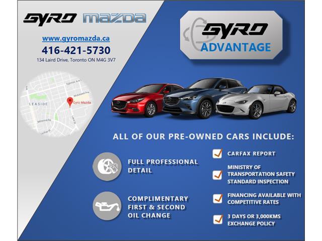 2013 Mazda Mazda3 Sport GS-SKY (Stk: 28676A) in East York - Image 1 of 1