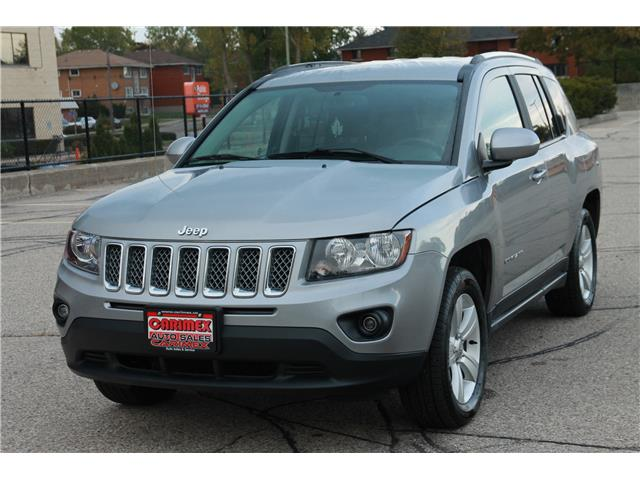 2014 Jeep Compass Sport/North (Stk: 1910484) in Waterloo - Image 1 of 25