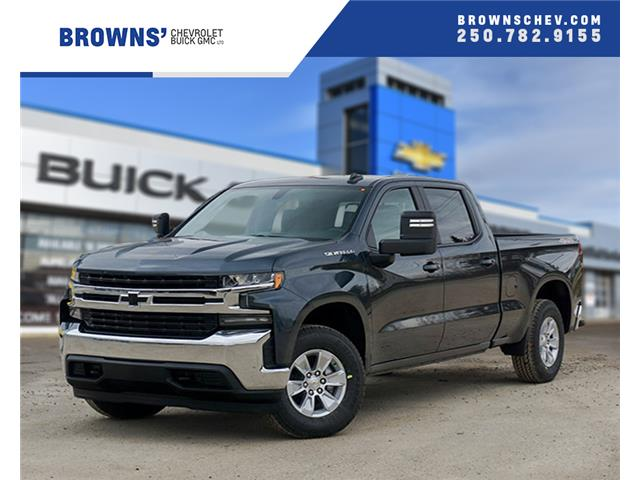2020 Chevrolet Silverado 1500 LT (Stk: T20-818) in Dawson Creek - Image 1 of 17