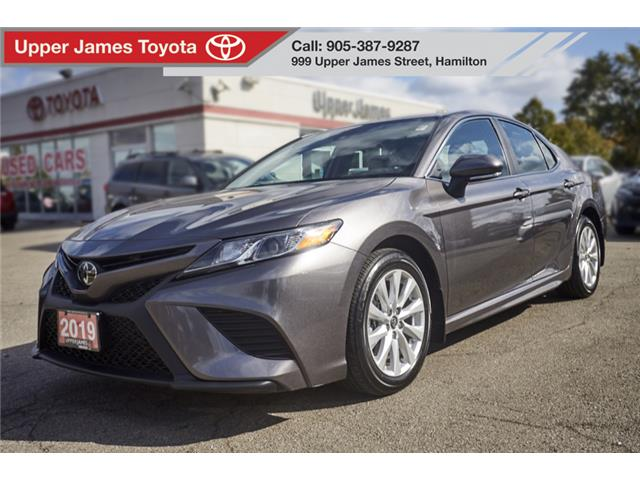 2019 Toyota Camry SE (Stk: 83352) in Hamilton - Image 1 of 23