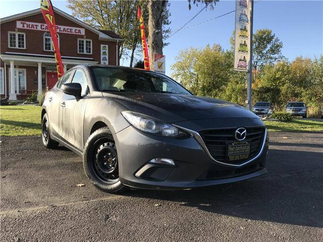 2015 Mazda Mazda3 GS (Stk: 5435) in London - Image 1 of 22