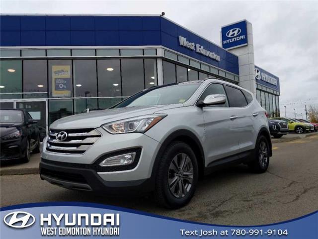 2014 Hyundai Santa Fe Sport  (Stk: E4669) in Edmonton - Image 1 of 22