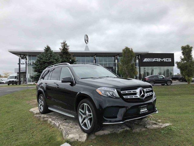 2017 Mercedes-Benz GLS 450 Base (Stk: U2985) in Innisfil - Image 1 of 22