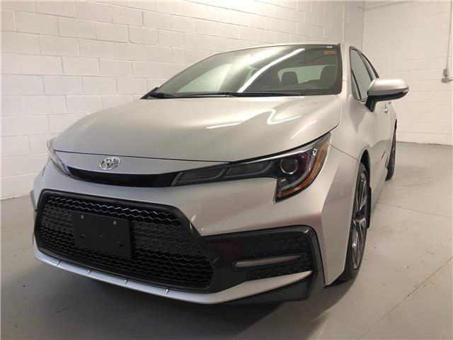 2020 Toyota Corolla XSE (Stk: CW033) in Cobourg - Image 1 of 6