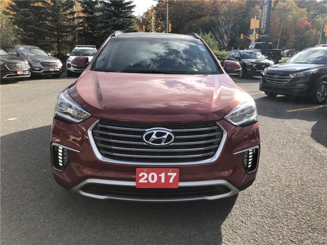 2017 Hyundai Santa Fe XL Luxury (Stk: P3409) in Ottawa - Image 2 of 14