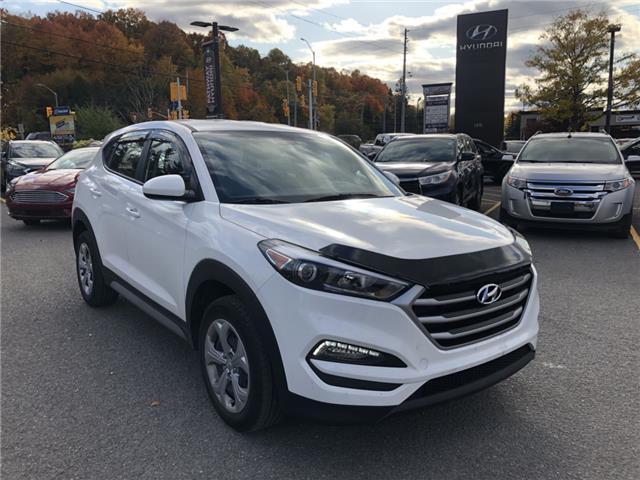 2018 Hyundai Tucson SE 2.0L (Stk: P3402) in Ottawa - Image 1 of 12
