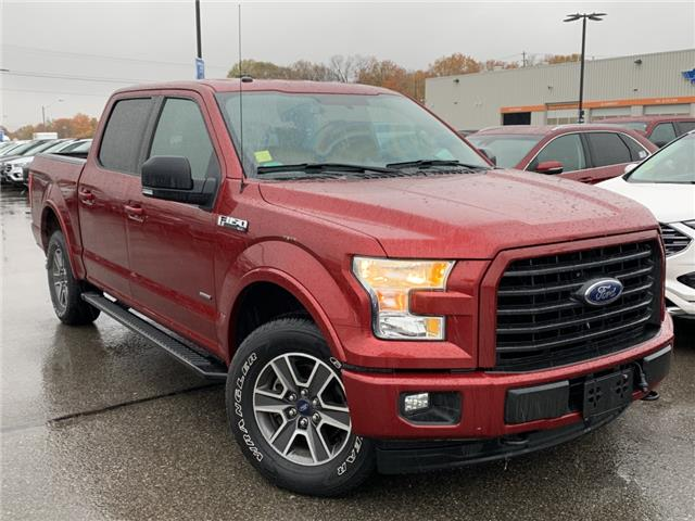 2017 Ford F-150 XLT (Stk: 0010PT) in Midland - Image 1 of 16
