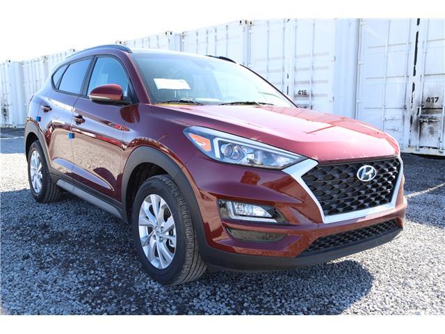 2020 Hyundai Tucson Preferred w/Sun & Leather Package (Stk: R05165) in Ottawa - Image 1 of 10
