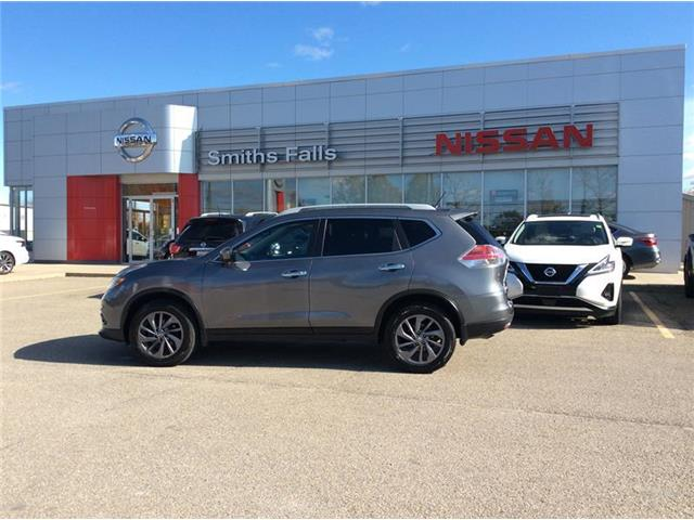 2016 Nissan Rogue SL Premium (Stk: 19-396A) in Smiths Falls - Image 1 of 13