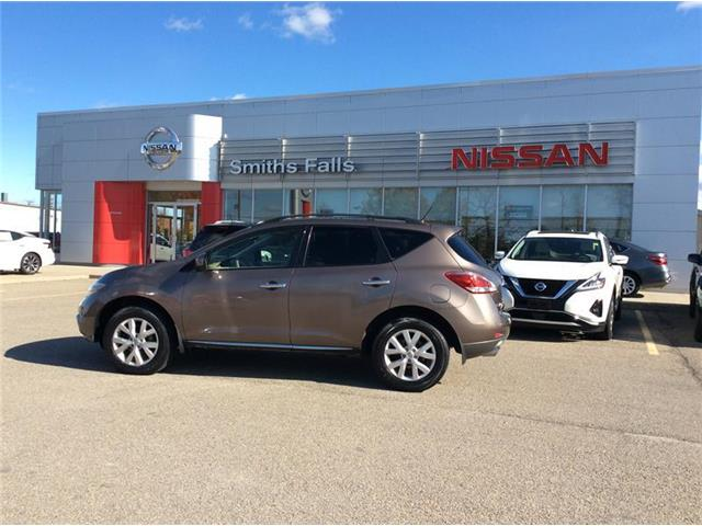 2014 Nissan Murano SL (Stk: P2007A) in Smiths Falls - Image 1 of 13