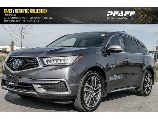 2017 Acura MDX Technology Package (Stk: MA1815) in London - Image 1 of 22