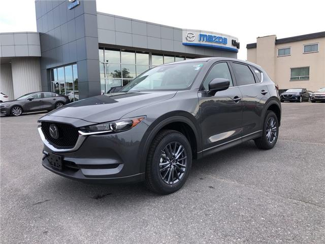 2019 Mazda CX-5 GS (Stk: 19T150) in Kingston - Image 1 of 15