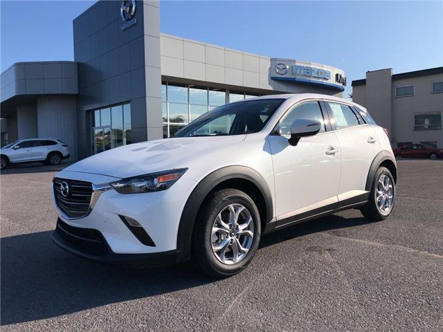 2019 Mazda CX-3 GS (Stk: 19T164) in Kingston - Image 1 of 14
