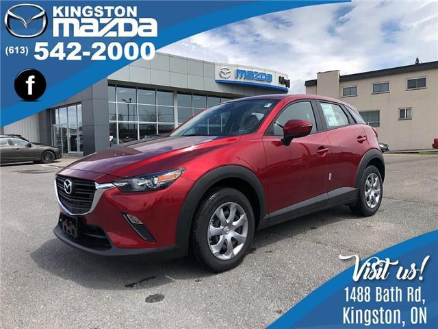 2019 Mazda CX-3 GX (Stk: 19T011) in Kingston - Image 1 of 15