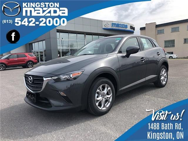 2019 Mazda CX-3 GS (Stk: 19T109) in Kingston - Image 1 of 16