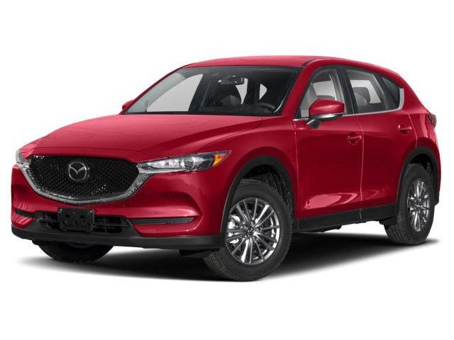 2019 Mazda CX-5 GS (Stk: 19T055) in Kingston - Image 1 of 1