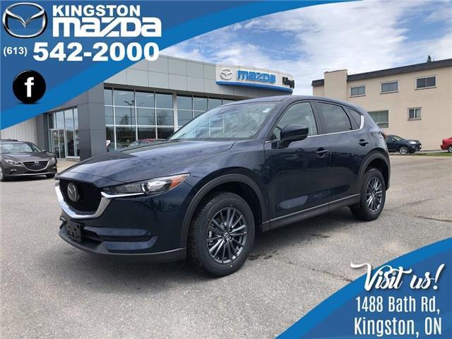 2019 Mazda CX-5 GS (Stk: 19T062) in Kingston - Image 1 of 14
